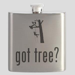 Tree Climbing Flask
