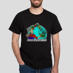 Proud Farmer Dark T-Shirt