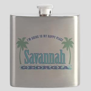 Savannah Happy Place - Flask