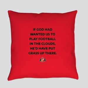 If God Wanted Us To Play Football Everyday Pillow