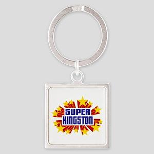 Kingston the Super Hero Keychains