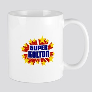 Kolton the Super Hero Mug