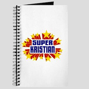 Kristian the Super Hero Journal