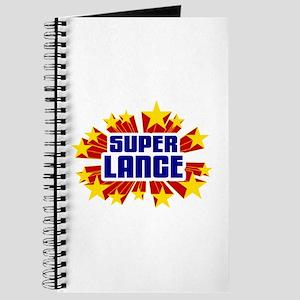 Lance the Super Hero Journal