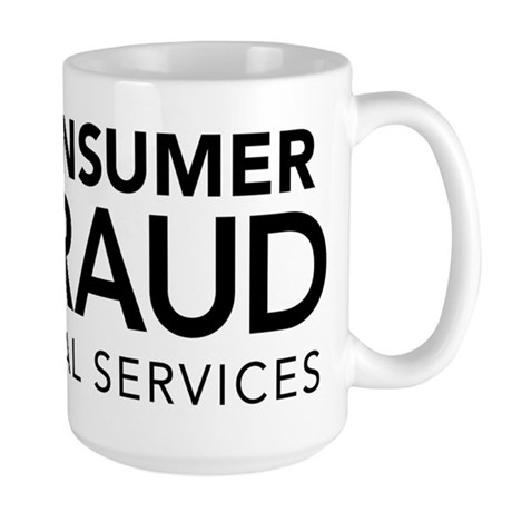 Consumer Fraud Legal Services Mug