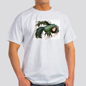 zombiefied betta fish Light T-Shirt
