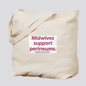 """Midwives Support"" Tote Bag"