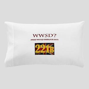 What Would Sherlock Do? Pillow Case