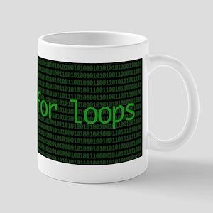I break; for loops Mug