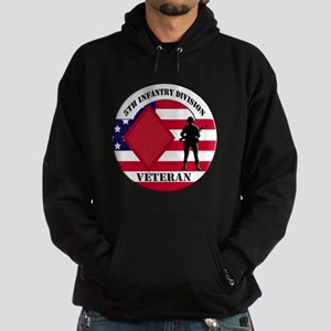 5th Infantry Division Hoodie