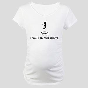 Trampoline Maternity T-Shirt