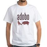 adobo White T-Shirt