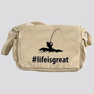Surf Fishing Messenger Bag