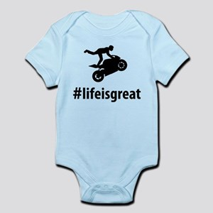 Stunt Rider Infant Bodysuit