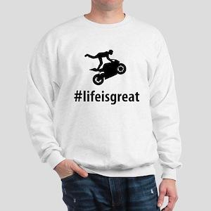 Stunt Rider Sweatshirt