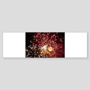 FIREWORKS SHOT IN U.S.A.™ Bumper Sticker