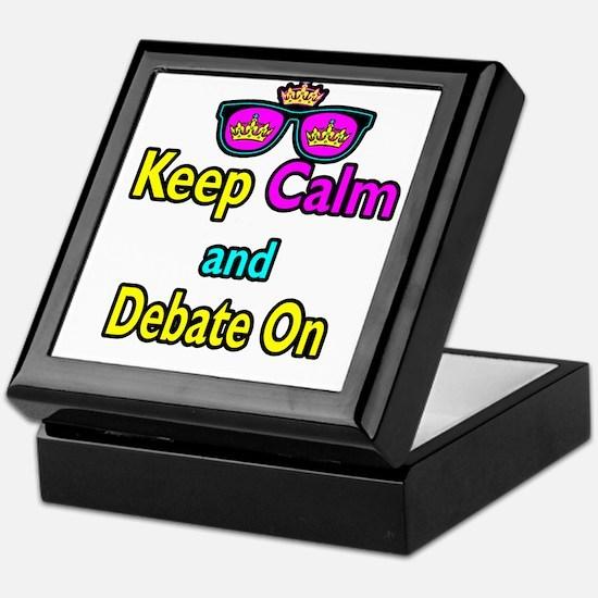 Crown Sunglasses Keep Calm And Debate On Keepsake