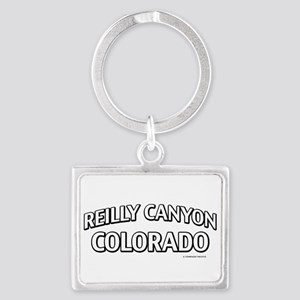 Reilly Canyon Colorado Keychains