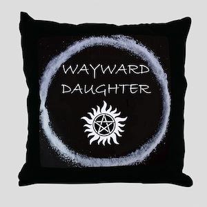 Wayward Daughter Throw Pillow