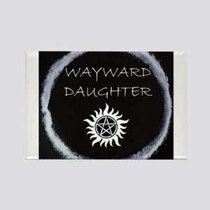 Wayward Daughter Rectangle Magnet