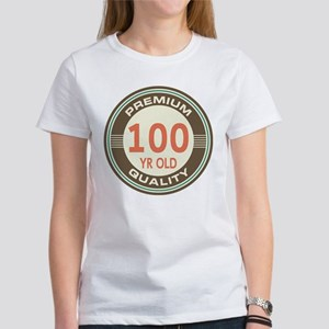 100th Birthday Vintage Women's T-Shirt