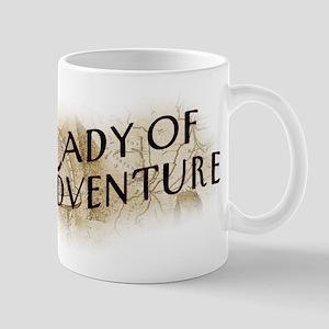 Lady Of Adventure Mug