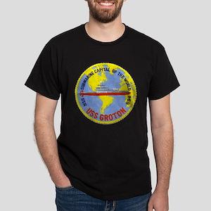 SSN 694 Groton Dark T-Shirt