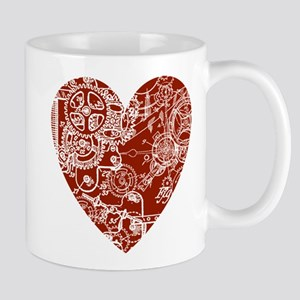 Clockwork Heart Mug