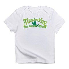 Absinthe The Green Muse Infant T-Shirt