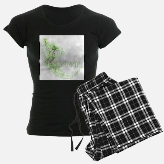 Absinthe Fairy Flying Pajamas
