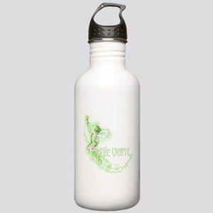 Absinthe Fairy Flying Stainless Water Bottle 1.0L