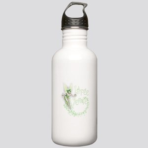 Absinthe Fairy Flitting Stainless Water Bottle 1.0