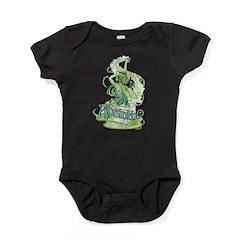 Absinthe Sugar Cube Fairy Baby Bodysuit