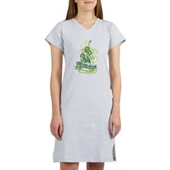 Absinthe Sugar Cube Fairy Women's Nightshirt