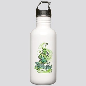 Absinthe Sugar Cube Fairy Stainless Water Bottle 1