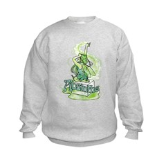 Absinthe Sugar Cube Fairy Sweatshirt