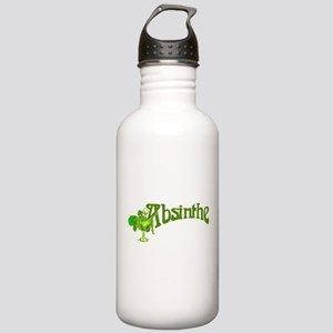 Fairy In Glass Absinthe Stainless Water Bottle 1.0