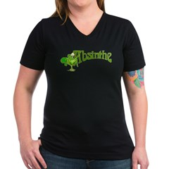 Fairy In Glass Absinthe Shirt