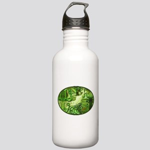 La Fee Verte Collage Stainless Water Bottle 1.0L