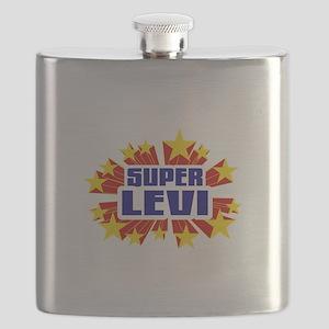 Levi the Super Hero Flask