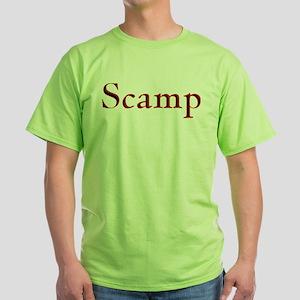 Scamp Green T-Shirt