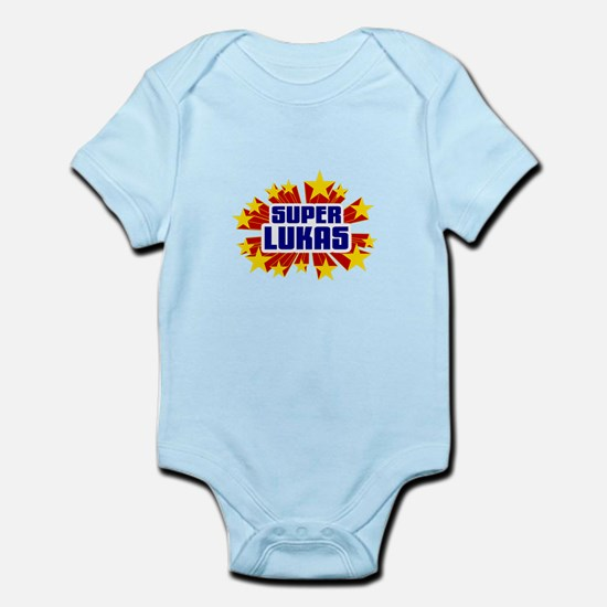 Lukas the Super Hero Body Suit