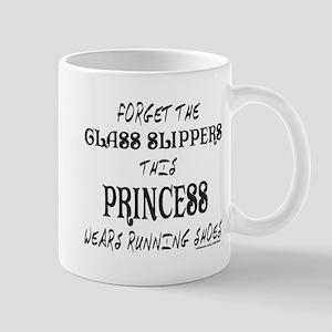 THIS PRINCESS WEARS RUNNING SHOES Mug