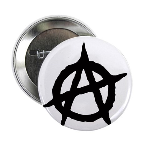 """Anarchy 2.25"""" Button (10 pack)"""