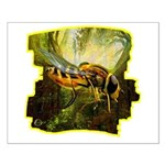 bee insect Poster Design