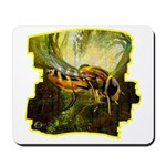 bee insect Mousepad