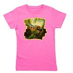 bee insect Girl's Tee
