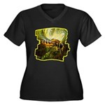 bee insect Plus Size T-Shirt