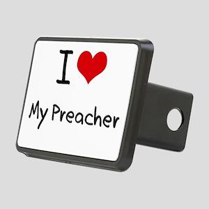I Love My Preacher Hitch Cover