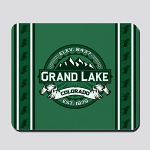Grand Lake Forest Mousepad